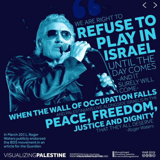 Roger Waters BDS