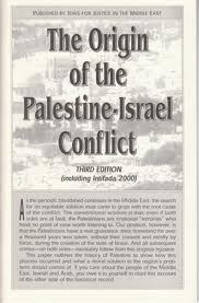 Cover: The Origin of the Palestine-Israel Conflict